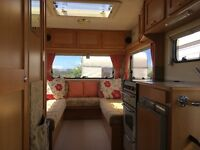 Motorhome Amazon Compass, 2 litre diesel, only 26,000 miles. Excellent condition.