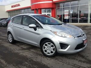 2012 Ford Fiesta SE| Accident Free| Under 40,000kms| One Owner