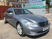 Mercedes-Benz S Class 3.0 S320 CDI 7G-Tronic 4dr£8,995 p/x welcome FREE WARRANTY. NEW MOT