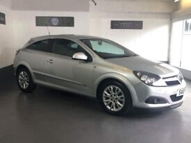 VAUXHALL ASTRA 1.4 SRI COUPE/2010-10/COMES WITH A FULL MOT AND 6 MONTHS WARRANTY