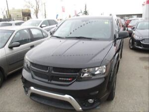 2015 Dodge Journey Crossroad  7 Seater  Heated Leather