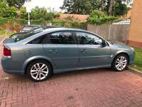 2006 Vauxhall Vectra 1.8 i VVT SRi 5dr Manual 1.8L @07445775115
