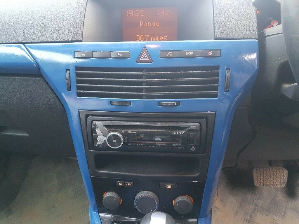 Vauxhall astra 1.9cdti sportive car/van.   in Bourne, Lincolnshire ...