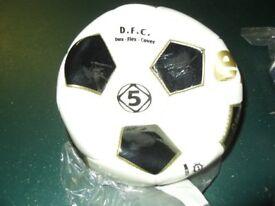 Errea Size 5 Footballs - Blue/White & Wite/Black