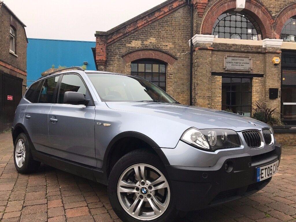 BMW X3 2.5i SE AUTO **12 MONTHS MOT**6 MONTHS WARRANTY**HPI CLEAR