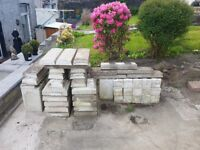 Concrete Balustrade for Garden, patio etc