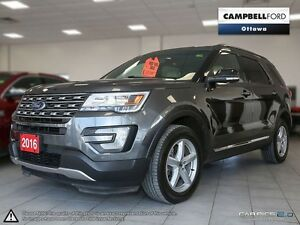 2016 Ford Explorer XLT CERTED PRE OWNED-LOADED-LOW RATES