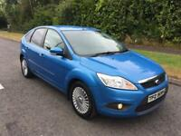 2008 Ford Focus style 1.6 petrol mot to January 2022 112323 thousand miles