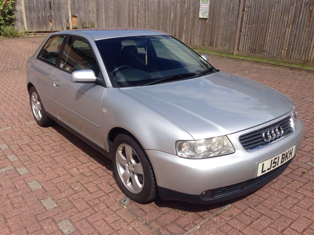 2001 audi a3 1 8t turbo 80k fsh in slough berkshire gumtree