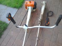 Stihl fs450 petrol strimmer professional with spare shaft and trigger. £180 ono