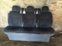 Ford transit mk6 or mk7 side door and seat
