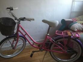 Girls bike 10+