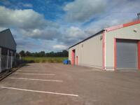 3400 sqft warehouse unit