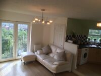 2 bed penthouse flat with amazing views, purpose built flat, fully furnished, ready to move in to.