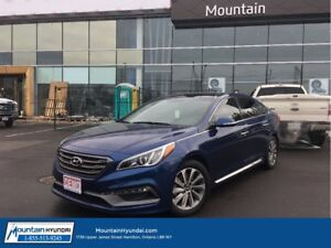 2017 Hyundai Sonata 2.4 SPORT TECH | NAVIGATION | PANO SUNROOF