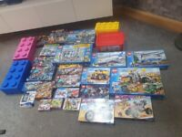 Lego big bundle boxed sets and loose