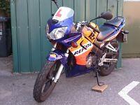 Honda CBR 125cc Repsol 6 speed, 2005 - NOW SOLD