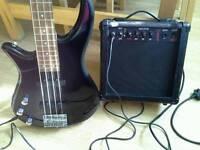 Cruiser by Crafter Bass Guitar L Hand