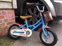 Dawes lil dutchess girls 12inch bike