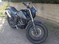 Derbi Mulhacen, full year MOT, learner legal, low mileage, one Lady owner from new