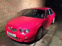 MG ZT 160+ WITH BRAND NEW CLUTCH AND FULL MOT