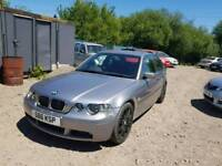 2004 BMW 316ti - 107k Miles - M Sport Spec - April 2019 MOT - M3 Black 18 inch Alloys