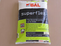 BAL Superflex Floor Tile Grout (Ivory)