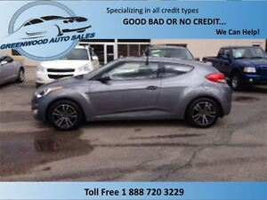 2013 Hyundai Veloster HUGE SUNROOF, BACK UP CAMERA