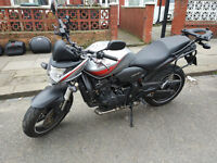 Honda Hornet CB600f, FA-3A, 2011, ABS, Arrow Exhaust + Extras