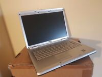 Dell Dimension laptop, Athlon TK-55 Dual Core, 500GB HDD, Win 10, Radeon X1200, Firewire, Office