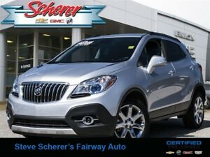 2016 Buick Encore LEATHER LOADED ALL WHEEL DRIVE
