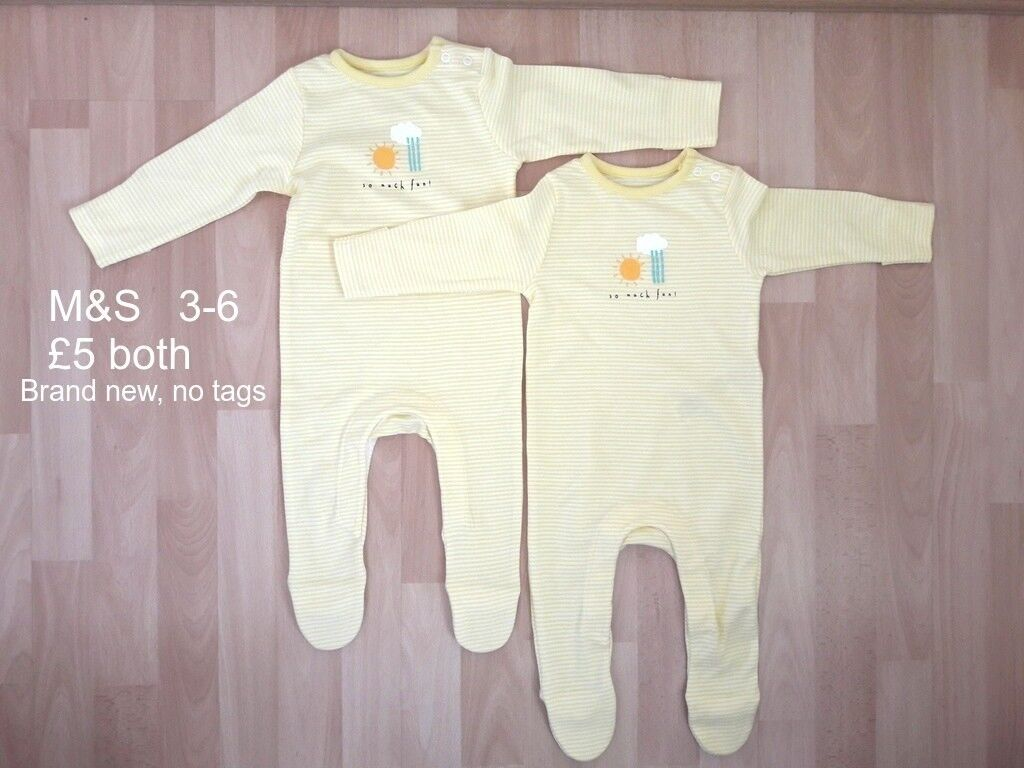 80add434352b Various twin baby clothes first size