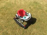 Baby car walkee