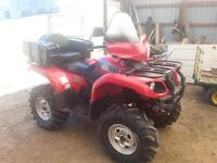 Yamaha Grizzly 660 for sale