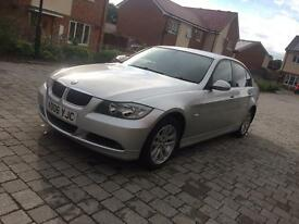 2006 BMW 320d se 6 speed manual full leather