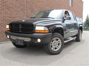 2003 Dodge Dakota Sport, 4X4, 4dr, Power seat, Alloy