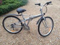 KIA Folding Mountain Bikes