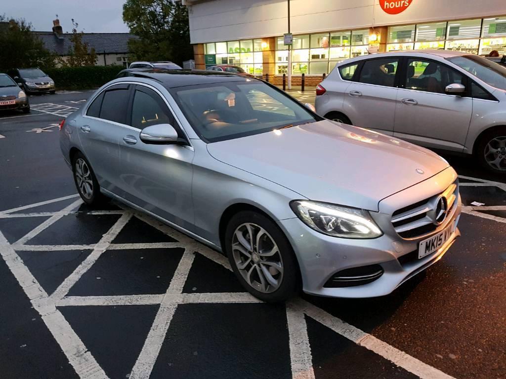 Mercedes c220 sport premium plus