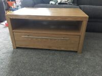 Wooden coffee table from Next