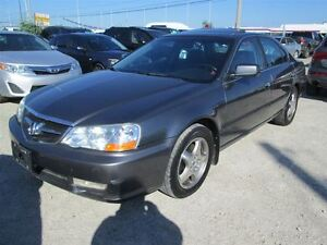 2003 Acura TL 3.2**ACCIDENT FREE**LOW KM**CERTIFIED**3 YEARS WAR