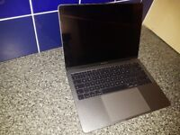 Apple Macbook Pro 13 Inch Space Grey 2017