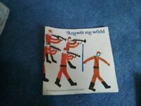 1970s - Answer Me World Booklet