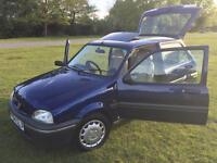 BARGAIN!! 18,700 MILES FROM NEW!! CLASSIC ROVER ASCOT. ONE PREVIOUS OWNER.