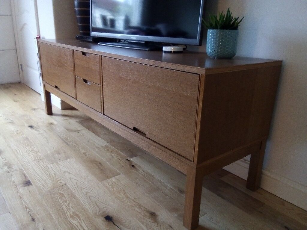 ikea stockholm sideboard tv bench in west end glasgow gumtree. Black Bedroom Furniture Sets. Home Design Ideas
