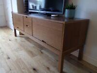 Ikea STOCKHOLM sideboard/TV bench