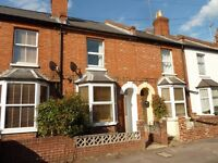 2 Bedroom Terraced House, 10 Mins walk from Reading Station Available from Mid April