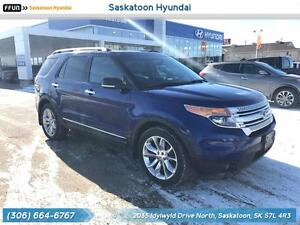 2013 Ford Explorer XLT Navigation - Double Sunroof - PST paid