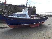 Fishing boat 21ft