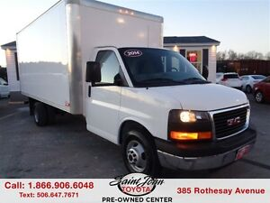 2014 GMC Savana 3500 1WT $246.41 BI WEEKLY!!!