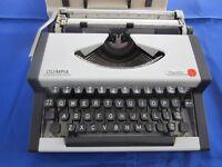 Olympia Traveller portable typewriter